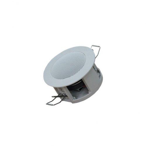 Μεγάφωνο ψευδοροφής  6W 2.5'' άσπρο CH-718 REACT