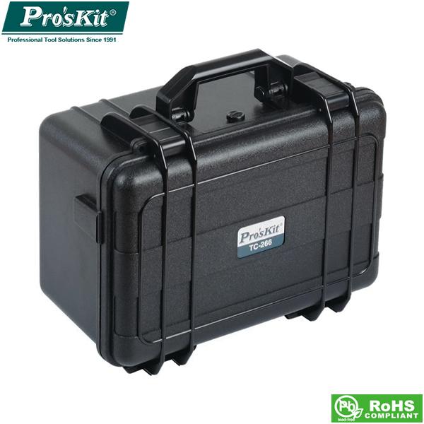 Βαλίτσα εργαλείων ABS αδιάβροχη 340x260x170mm TC-266 Pro'sKit