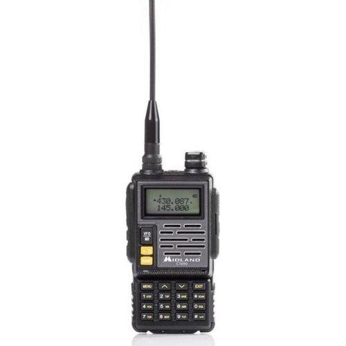 Πομποδέκτης Φορητός VHF/UHF CT 690 Midland