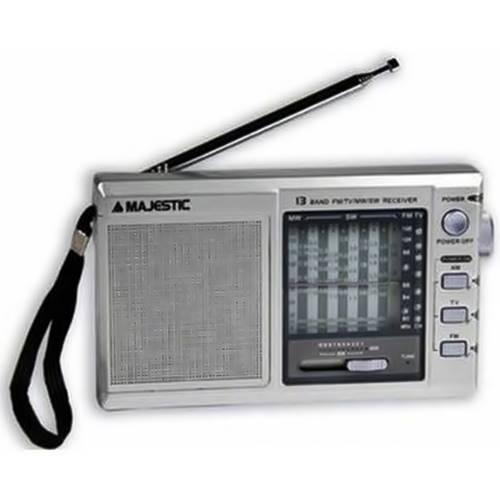 Ραδιόφωνο Παγκοσμίου Λήψεως RT 185 Majestic