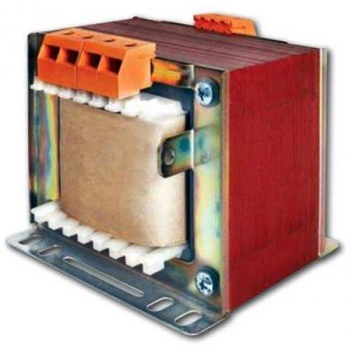 Μετασχηματιστής in 230V-300-400v -> out 1x0-24v 75va + 0-24-100-230v 25va