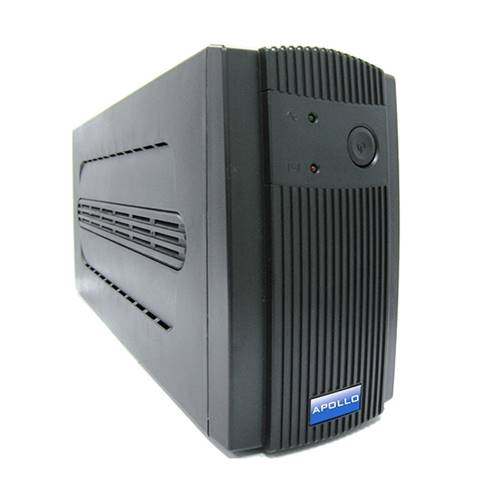 UPS line interactive 600VA τροποποιημένου ημιτόνου APOLLO