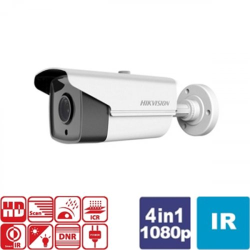 Κάμερα Bullet IR 3.6mm Turbo-HD 1080p DS-2CE16D0T-IΤ5F Hikvision