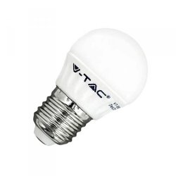 Led γλομπάκι G45 5.5W E27 240V day light 6400K 7409 VT-1879 V-TAC