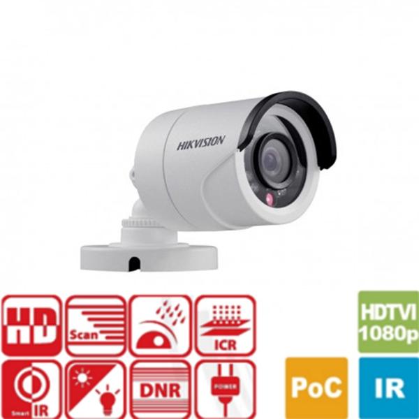Κάμερα Bullet IR 2.8mm Turbo-HD 1080p DS-2CE16D0T-IRE Hikvision