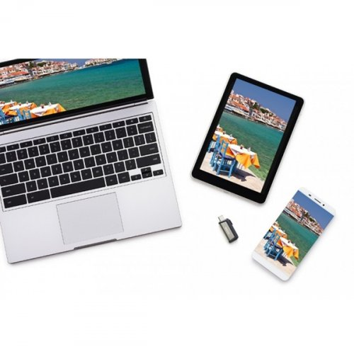 Usb flash drive dual ultra 3.1/type-C SDDDC2-032G-G46 32GB SanDisk