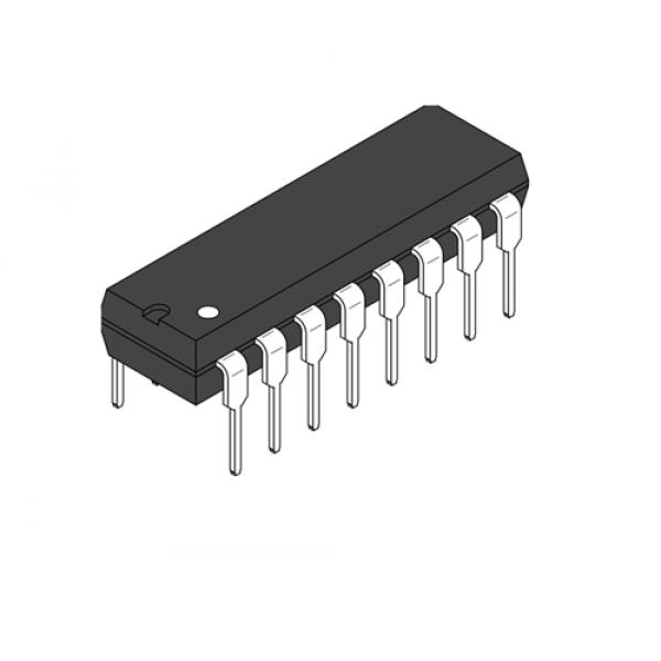 IC Counter 14-Bit Ripple-Carry PDIP-16 CD4020