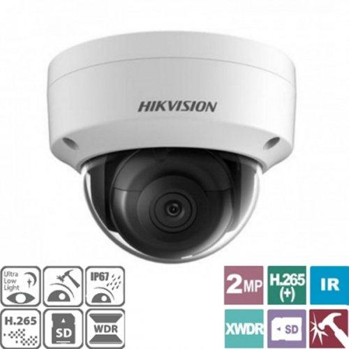 Κάμερα Dome 2.8mm Easy IP 3.0 2MP IP67 DS-2CD2125FWD-I Hikvision