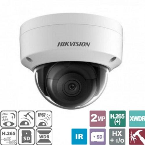 Κάμερα Dome 2.8mm Easy IP 3.0 2MP IP67 DS-2CD2125FWD-IS Hikvision