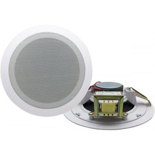 Μεγάφωνο ψευδοροφής 10W 100V 5.5'' λευκό CSP-245 Koda