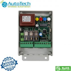 Πλακέτα τηλεχειρισμού συρόμενης γκαραζόπορτας 433,92 Mhz S-5060 Autotech
