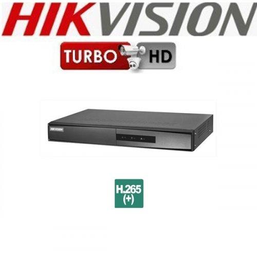 NVR 4 IP καναλιών 4K DS-7604NI-K1 Hikvision