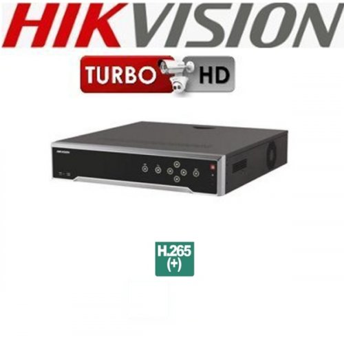 NVR 16 IP καναλιών 4K DS-7716NI-K4 Hikvision