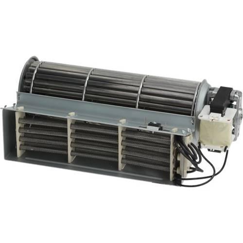 Ανεμιστήρας θερμού αέρα Φτερωτός 230V AC 200mm 831.107.0002.6 Heidrive