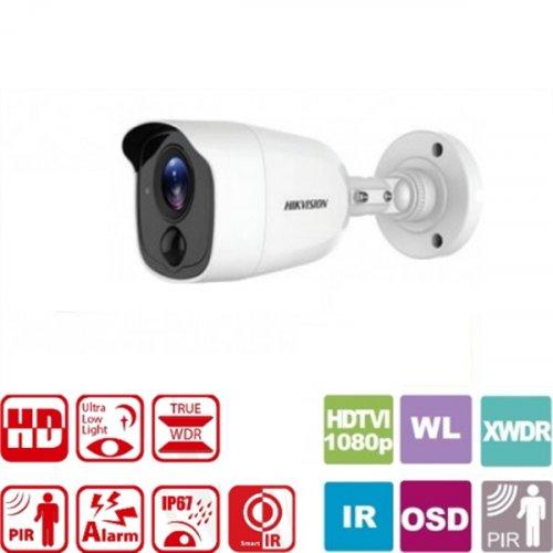 Κάμερα Bullet IR 2.8mm IP67 1080p DS-2CE11D8T-PIRL Hikvision