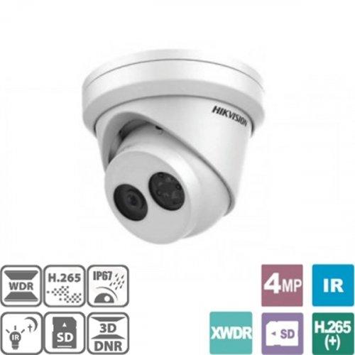 Κάμερα Dome 2.8mm 4MP IP67 DS-2CD2343G0-I Hikvision