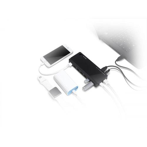 Hub 7-Port USB 3.0 2xΘύρες Φόρτισης UH720 TP-LINK
