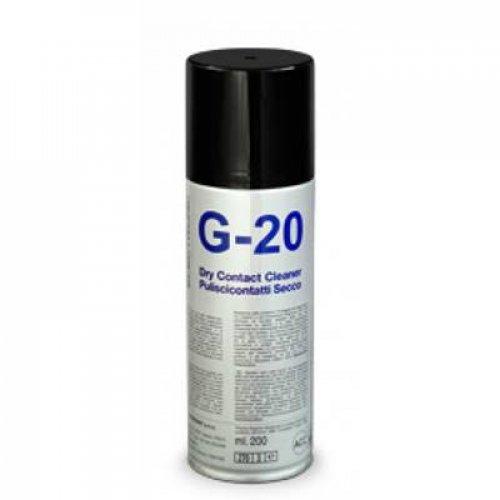 Σπρέι καθαριστικό χωρίς λάδι 200ml G-20 Due-Ci Electronic