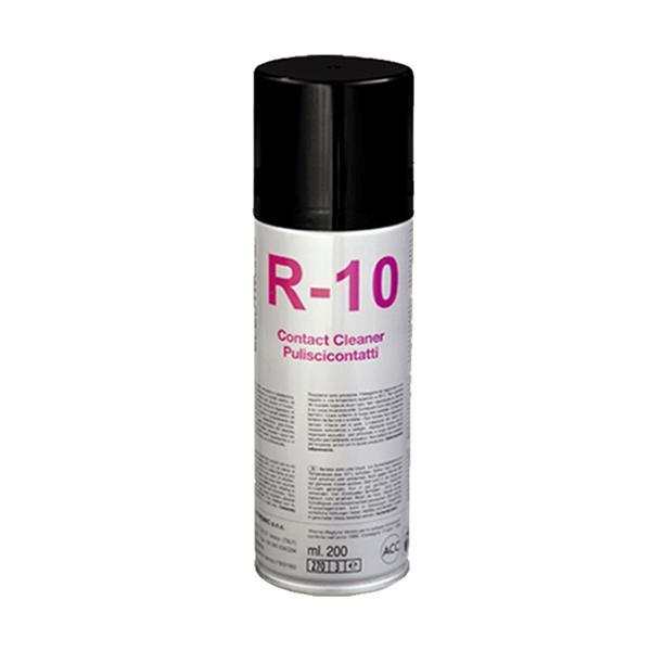 Σπρέι καθαριστικό με λάδι 200ml R-10 Due-Ci Electronic