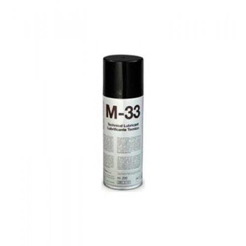 Σπρέι καθαριστικό παντός χρήσεως 200ml M-33 Due-Ci Electronic
