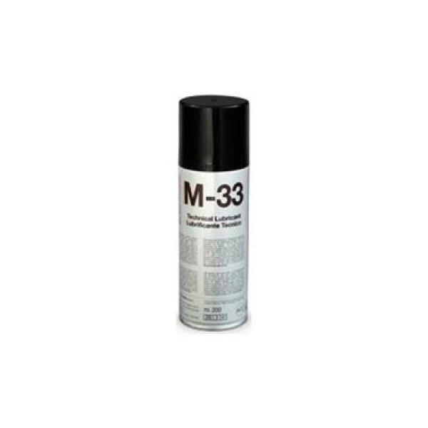 Σπρέι καθαριστικό παντός χρήσεως 200ml M-33 DUE-CI