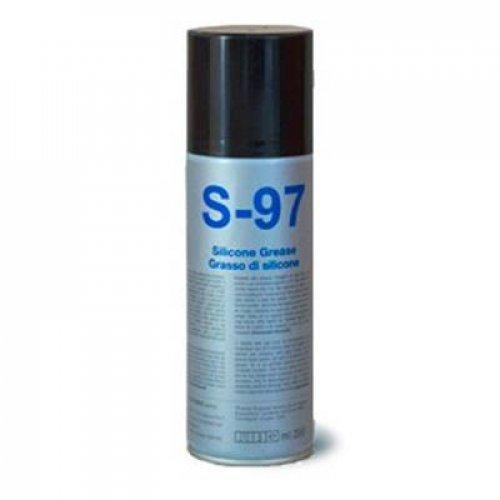 Σπρέι γράσου σιλικόνης 200ml S-97 Due-Ci Electronic