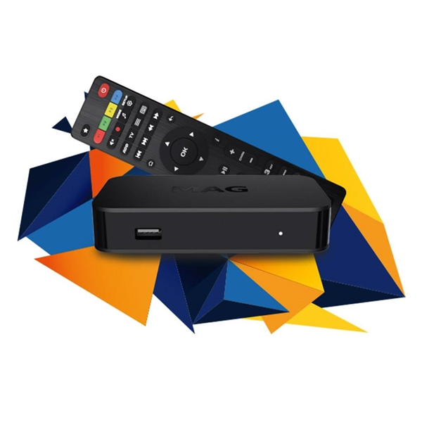 IPTV Set-Top Box MAG322 Informir