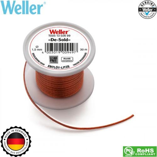 Σύρμα αποκόλλησης 30m 1.5mm 51302699 Weller