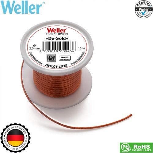 Σύρμα αποκόλλησης 15m 2,5mm 51302899 Weller
