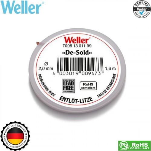 Σύρμα αποκόλλησης 1.6m 2mm 51301199 Weller