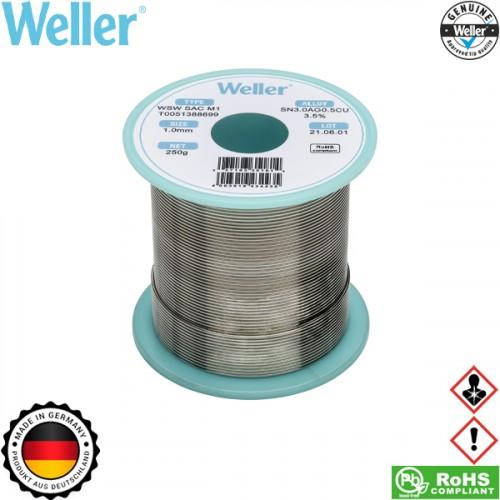 Κόλληση 250gr 1mm WSW SAC M1 T0051388699 Weller