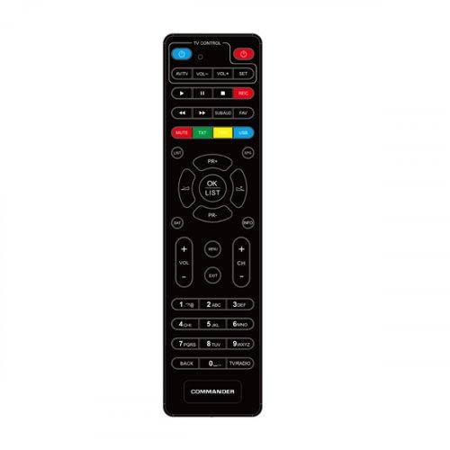 Τηλεχειριστήριο DVB-S2 HD 9000-9100 Commander