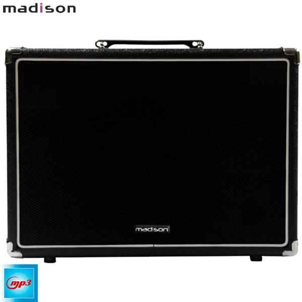 Ενισχυτής ηλεκτρικής κιθάρας 60W MADISON-GA60-BL