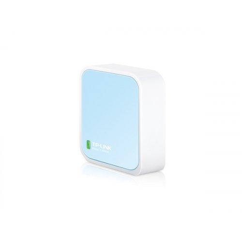 Modem Router Ασύρματο N Nano 300Mbps + Access Point/ Range Extender WR802N TP-LINK