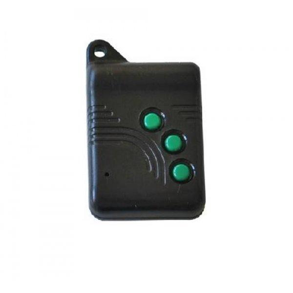 Τηλεχειριστήριο 3 εντολών γκαραζόπορτας 433,92 Mhz rolling code KATEE SKY