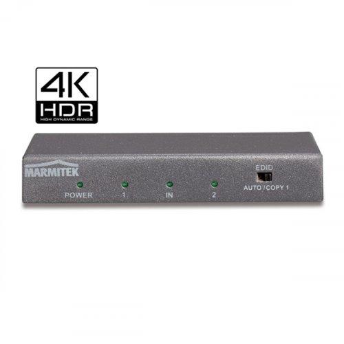 Splitter HDMI 1 In -> 2 Out 4K Split 612 UHD 2.0 Marmitek