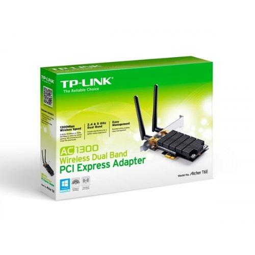 PCI Express Adapter Ασύρματο AC1300 Dual Band Archer T6E TP-LINK