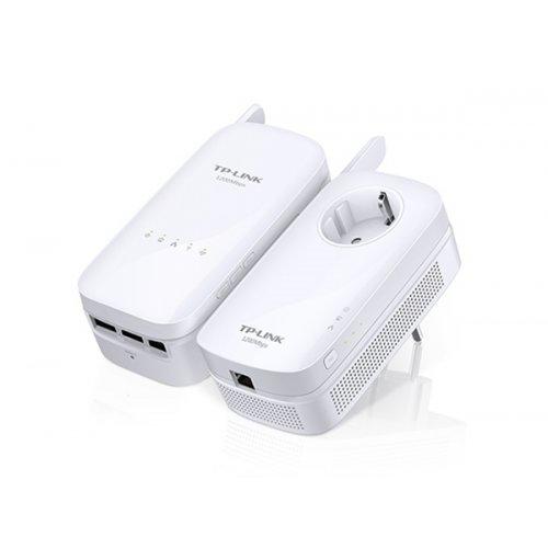 Powerline AC AV1200 Gigabit Wi-Fi Kit TL-WPA8630 TP-LINK