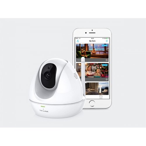 HD Pan/Tilt WiFi IP Camera NC450 TP-LINK