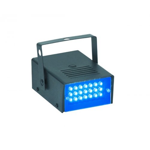 Φωτιστικό Mini LED STROBE μπλε STROBELED BL Ibiza Light