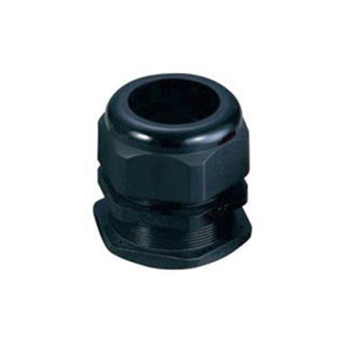 Στυπιοθλίπτης με φλάντζα IP68 μαύρος PG-07 CHS
