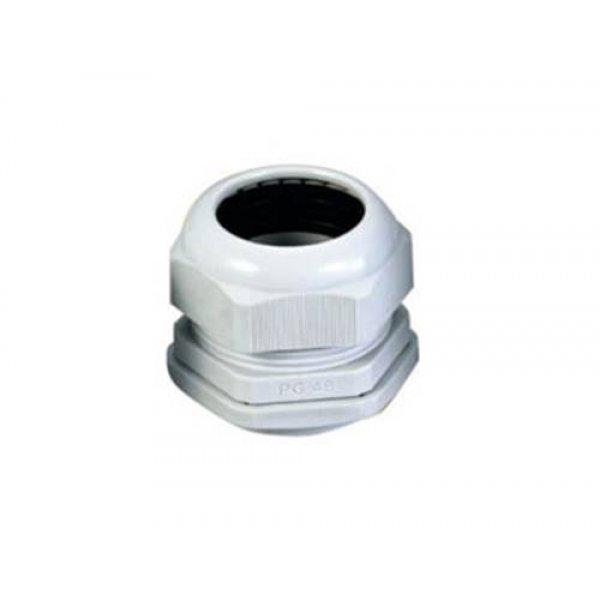 Στυπιοθλίπτης με φλάντζα IP68 γκρι PG-11 CHS