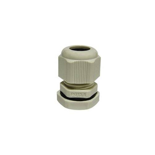 Στυπιοθλίπτης με φλάντζα IP68 γκρι PG-13.5 CHS