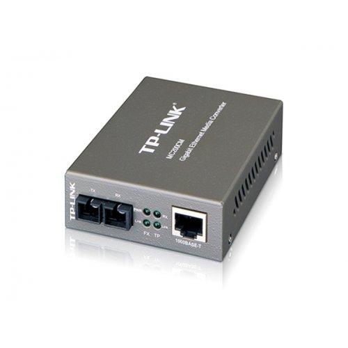 Media Converter Multi-Mode Gigabit 0.55Km MC200CM TP-LINK