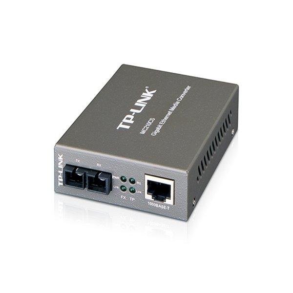 Media Converter Single-Mode Gigabit 15Km MC210CS TP-LINK