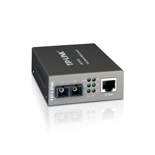 Media Converter Multi-Mode 10/100Mbps 2Km MC100CM TP-LINK