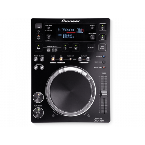 Rekordbox -ready digital box CDJ-350 Pioneer