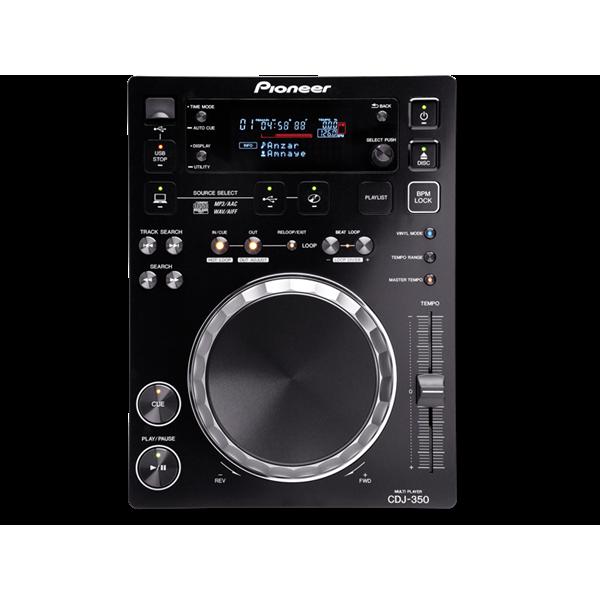 Rekordbox -ready digital box CDJ-350 Pioneer