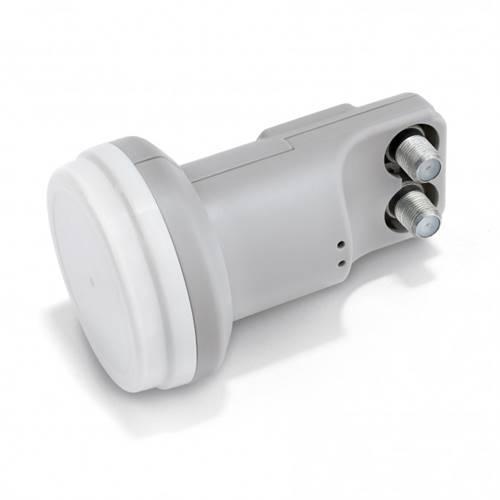 LNB 0.5 dB Twin HD Lte TS201F TELE system