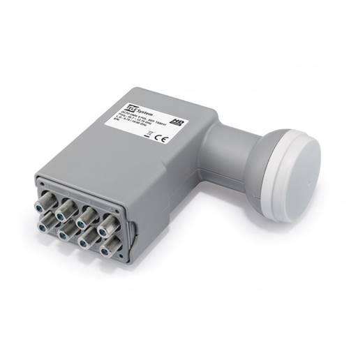 LNB 0.5 dB Octo HD Lte TS801F TELE system